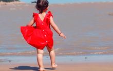 带娃去海边